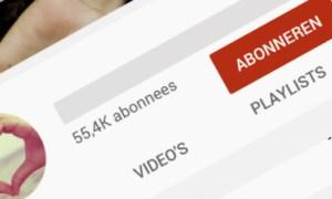 meer abonnees op youtube krijgen