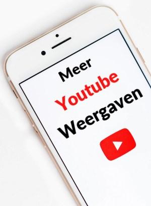 meer youtube weergaven