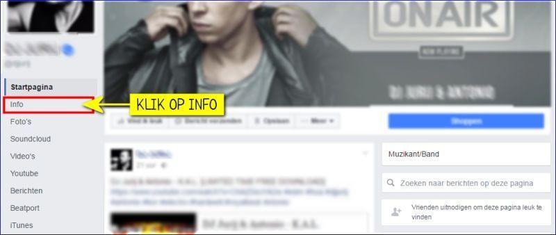 categorie-veranderen-facebook-info-knop