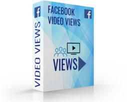 Facebook views kopen