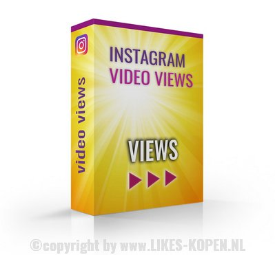 views voor instagram video kopen