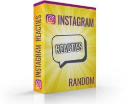 reacties voor instagram kopen