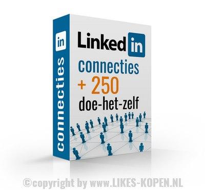 linkedin connecties toevoegen