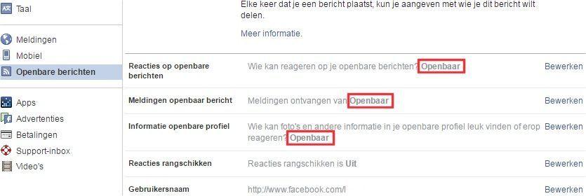 openbaar-maken-facebook-berichten-likes