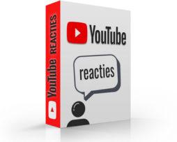 Youtube reacties kopen