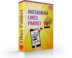 instagram likes pakket