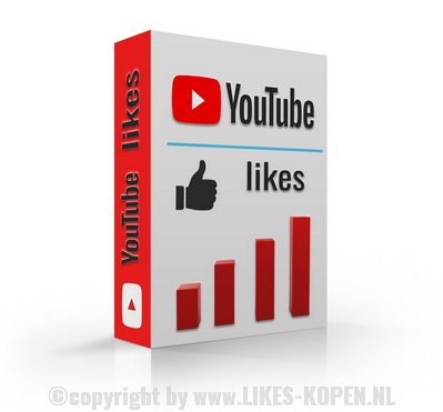 likes kopen youtube video