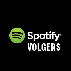 spotify volgers