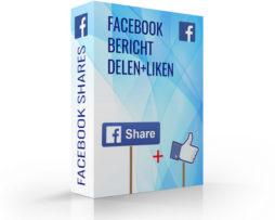 Facebook likes en shares kopen