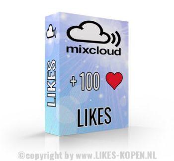 mixcloud likes kopen