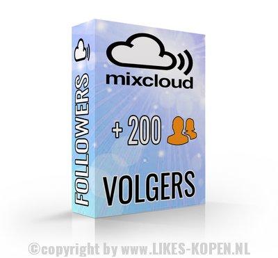 volgers kopen mixcloud