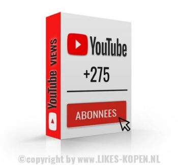 youtube subscribers kopen