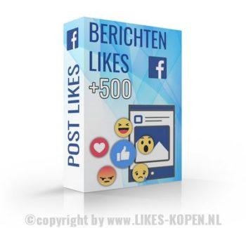 likes kopen facebook bericht