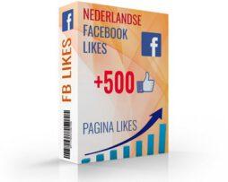 facebook likes nederland kopen