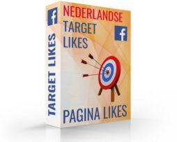 nederlandse facebook likes gericht