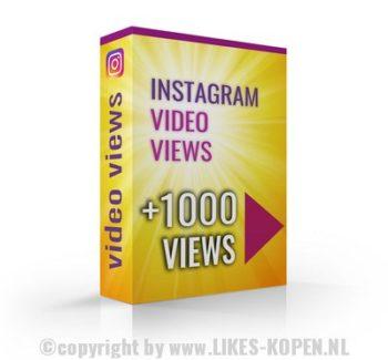 video weergaven kopen instagram