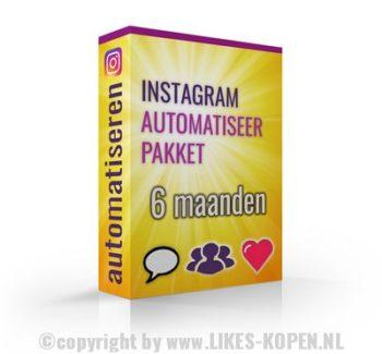 instagram automatiseerpakket