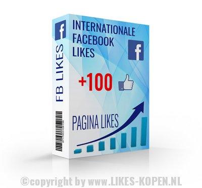 facebook likes buitenland 100