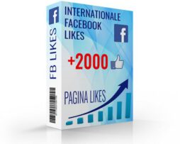 pagina likes kopen facebook