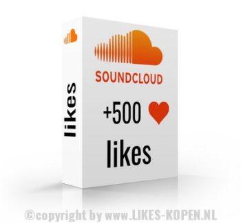 likes soundcloud kopen 500