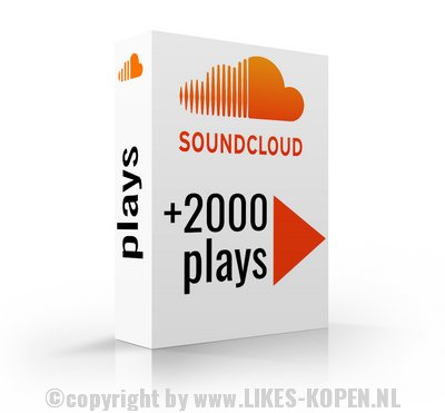 plays soundcloud kopen