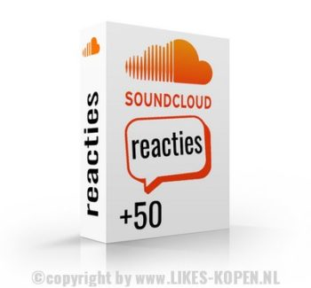 reacties soundcloud kopen