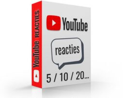 reacties youtube video kopen
