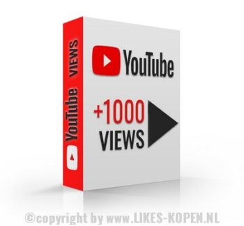views voor youtube
