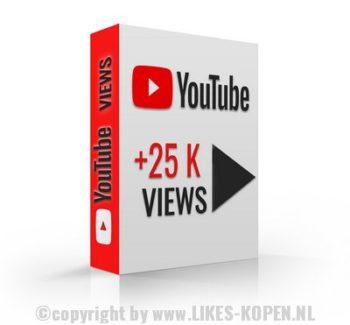 views voor youtube