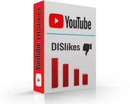youtube dislikes kopen