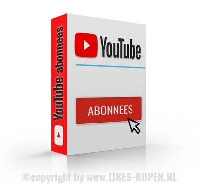 youtube abonnees kopen