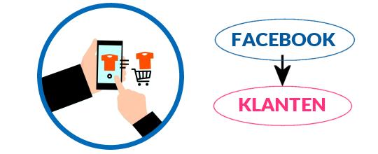klanten krijgen via facebook