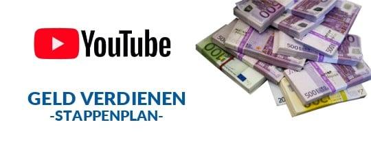 handleiding youtube geld verdienen