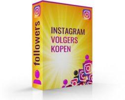 instagram volgers pakket