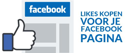 facebook likes kopen pagina