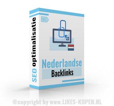 Nederlandse backlinks kopen