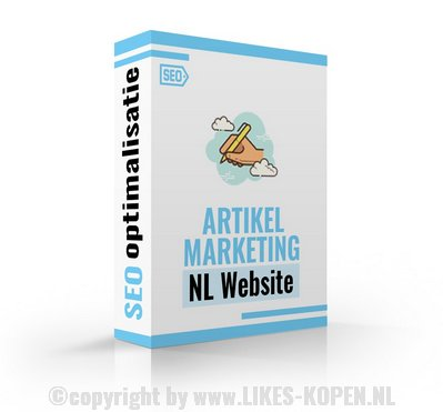SEO ARTIKEL marketing nederlandse backlink