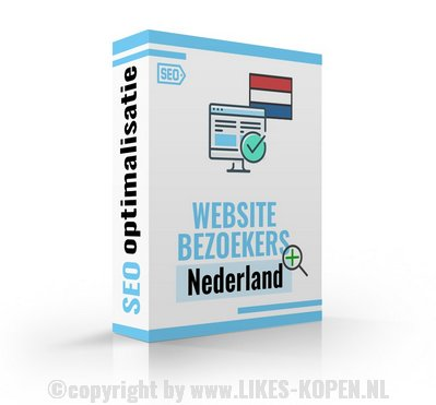 Website bezoekers nederland