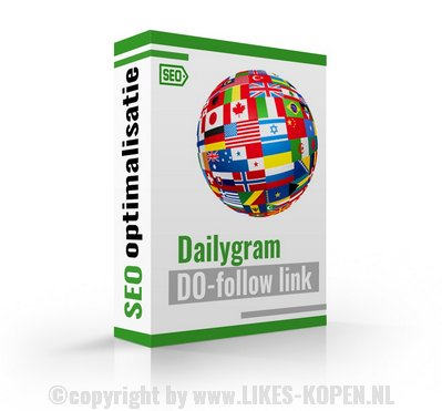 Dailygram backlink