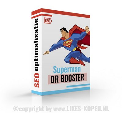 Superman DR Booster SEO backlink pakket